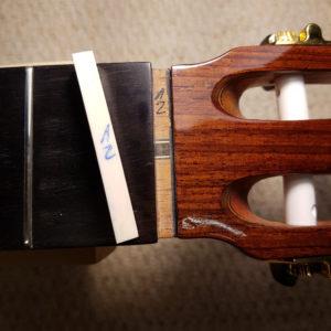 Reiver Instruments - Classical guitar set-up Ramirez