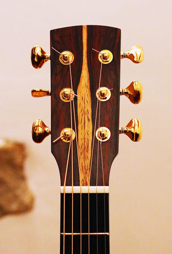 Reiver Instruments - Cocobolo OM acoustic guitar 4