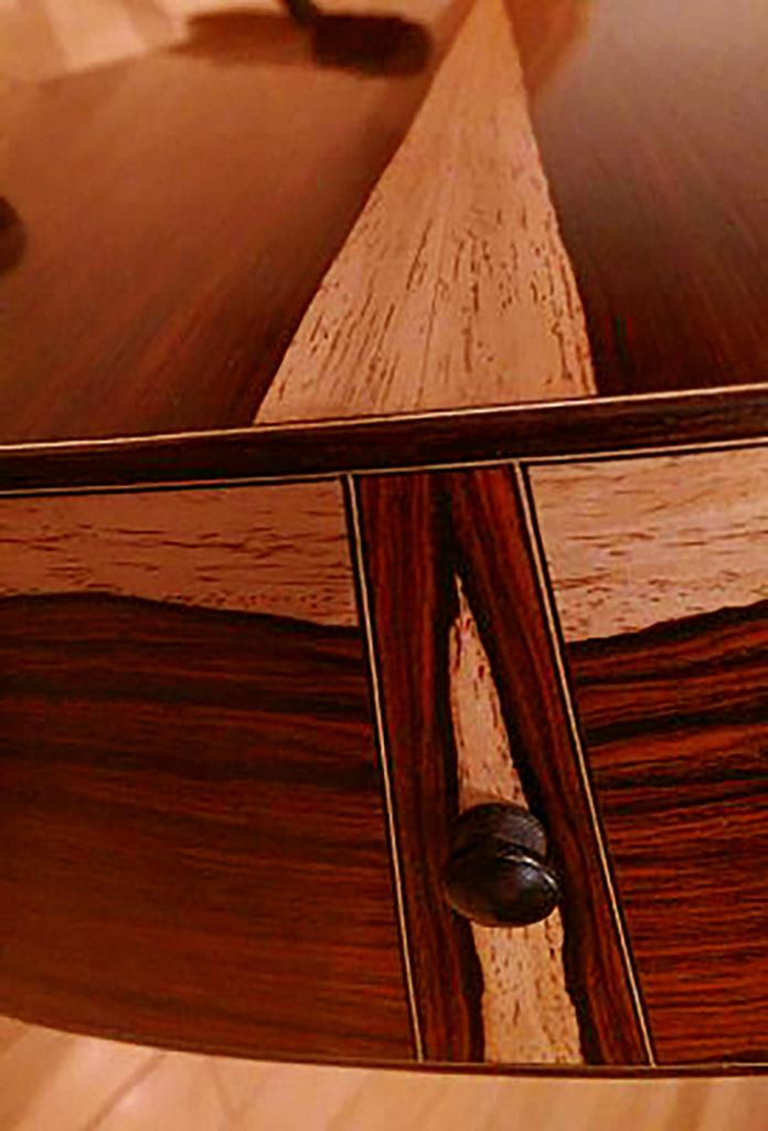 Reiver Instruments - Cocobolo OM acoustic guitar 6