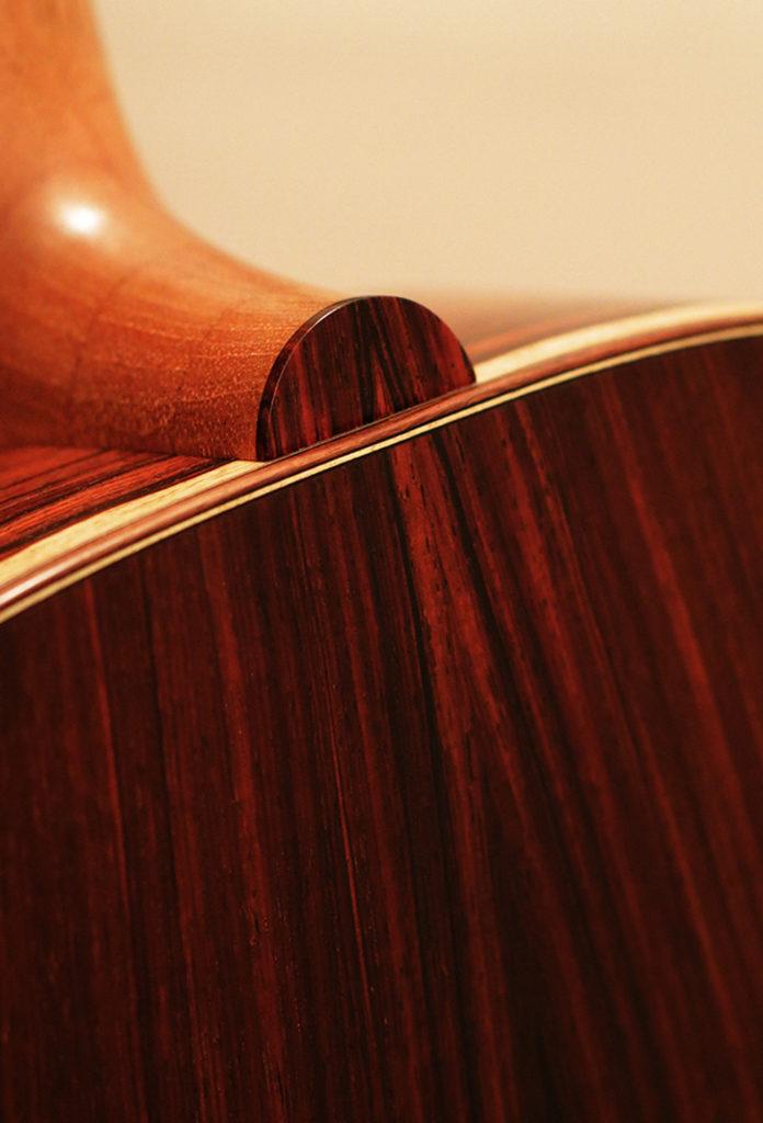Reiver Instruments - Cocobolo OM acoustic guitar 7