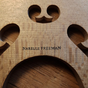 Reiver Instruments - Narelle Freeman bridge