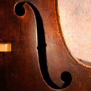 Reiver Instruments - Testore cello repair