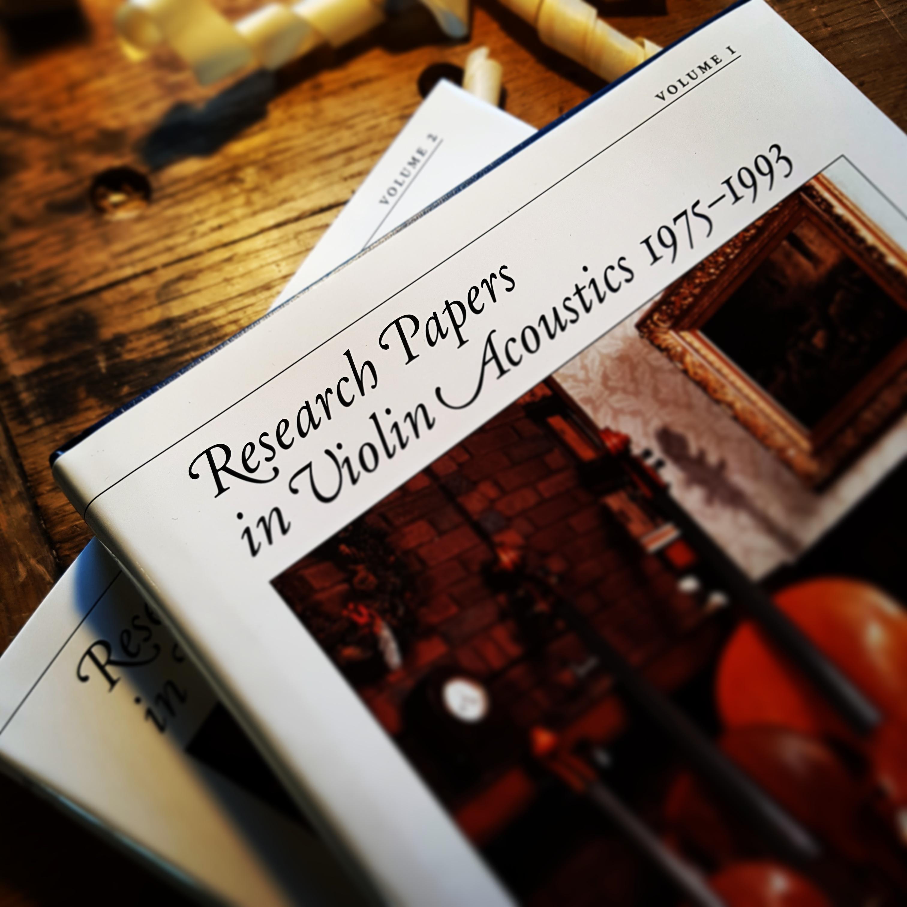 Reiver Instruments Violin Acoustics